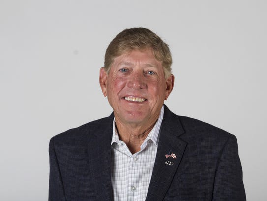 Doyle Tommy Doyle was elected Lee County Supervisor