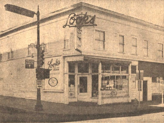 Look's Market opened in the 1800s.