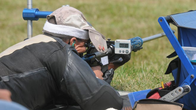 The Civilian Marksmanship Program (CMP) is celebrating National Shooting Sports Month at Camp Perry.