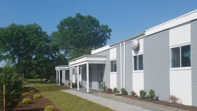 The Polish Falcon Camp in Hillsborough has a new look and a new name, Falcons Nest.