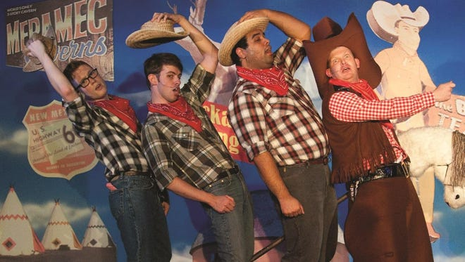 """""""Route 66: A Musical Road Trip"""" stops at the Schorr Family Firehouse Stage on Sunday."""