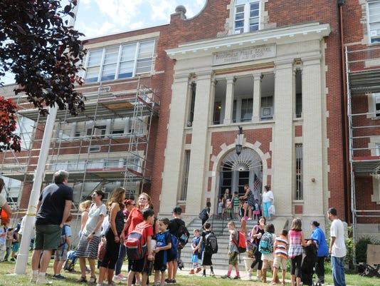 Bloomfield Brookdale School File