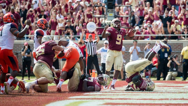 Jacques Patrick and the Seminoles have been preparing for the loud atmosphere of Death Valley