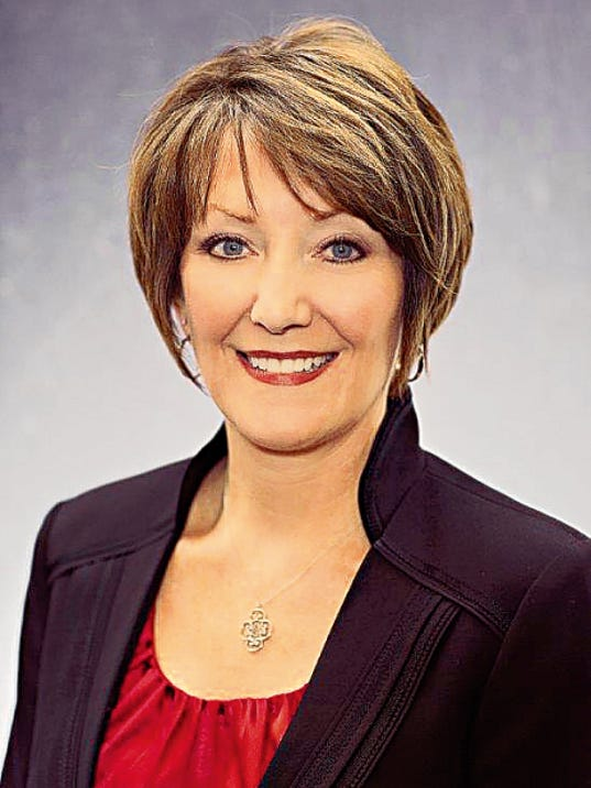 COURTESY PHOTO   Ruthi Corazzi was promoted to Senior Vice President/Trust Officer at Carlsbad National Bank.