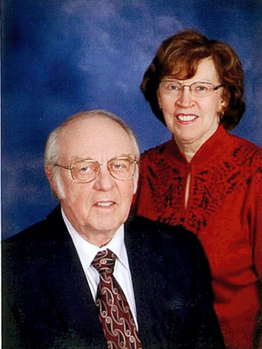 Mr. & Mrs. Abram F. Brandt Jr. of Hershey celebrated their 50th Wedding Anniversary on September 4, 2015. Submitted