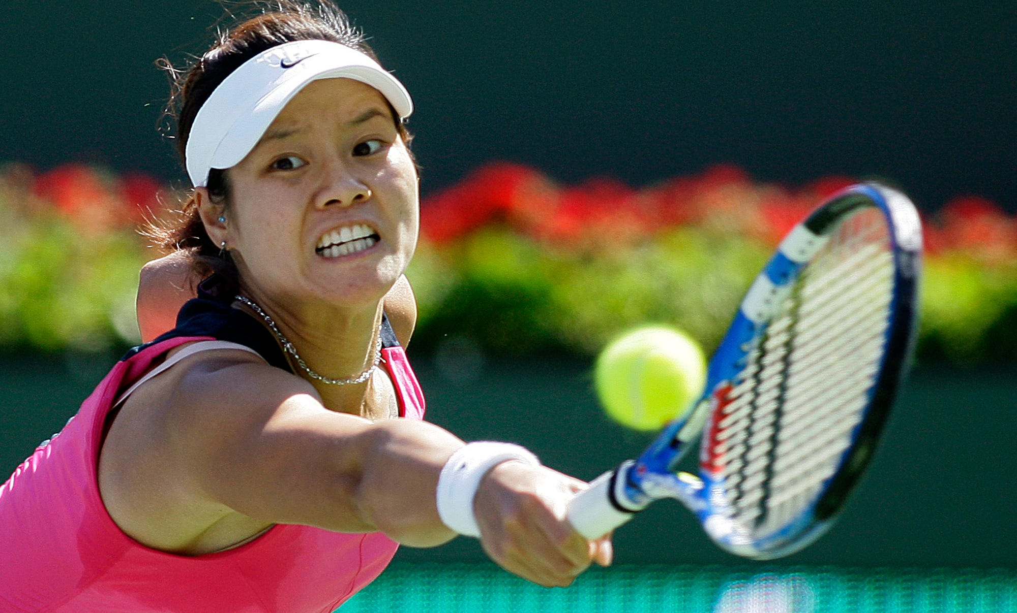 Li Na 2 Grand Slam singles titles