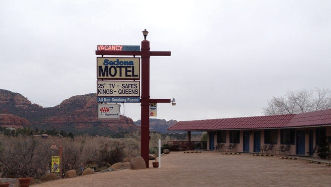 Sedona Motel in Sedona.