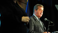 Mayor Dean gives his final state of Metro address as