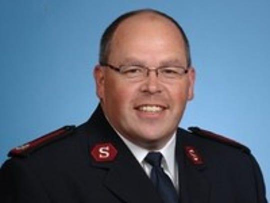 Maj. Butch Frost