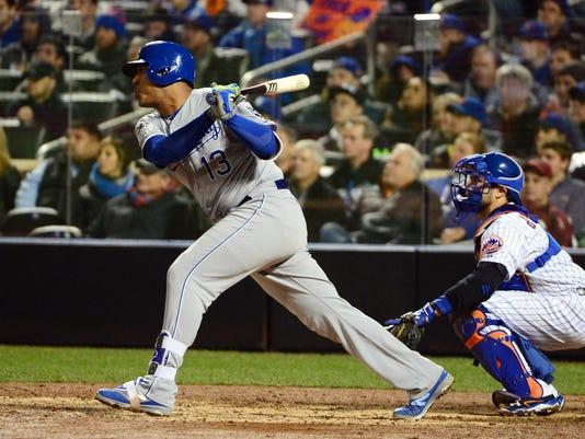 MLB: World Series-Kansas City Royals at New York Mets