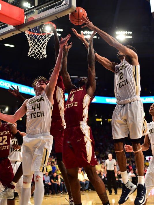 Men's Basketball @ Georgia Tech