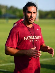 Florida State head coach Michael Gomez has led his team on a miraculous run to the USA Rugby National Championship in Palo Alto, California.