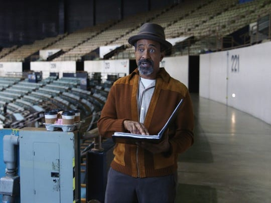 """Tim Meadows in """"Popstar: Never Stop Never Stopping."""""""