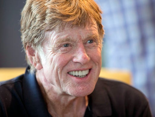 Robert Redford's first movie role was in the 1965 comedy 'Situation Hopeless...But Not Serious.' Since then he's appeared in nearly 70 movies and directed nine (winning his only Oscar for his first, 'Ordinary People'). Now at 77 he's appearing in his first superhero movie and as a villain no less, in 'Captain America: The Winter's Soldier.' USA TODAY takes a look back at some of Redford's movies.