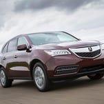 Test Drive: 2016 Acura MDX