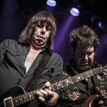 The Pat Travers Band will perform live in concert at 7 p.m. today at Vinyl Music Hall.