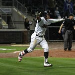 Jake Peter has played all positions in the field this season, save for center field, pitcher and catcher, for the Birmingham Barons of the Chicago White Sox farm system.