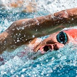 Rice swims to sixth straight county crown
