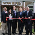 Columbia Savings Bank grand opening celebration in Franklin Lakes