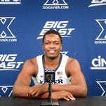 Xavier gets commitment from 2018 small forward Dontarius James