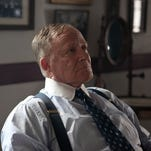 Charles Haid stars in the short film One Armed Man, which was executive-produced by Philip Seymour Hoffman.