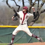 Centenary's Taylor Henry earned conference Pitcher of the Week honors.