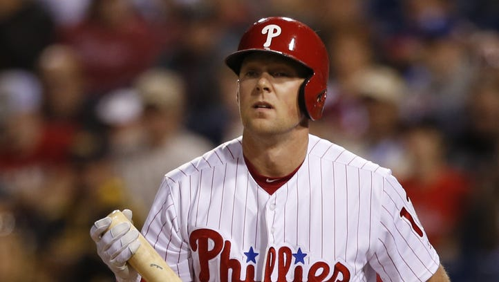 Phillies' Hoskins ready to build on big rookie year