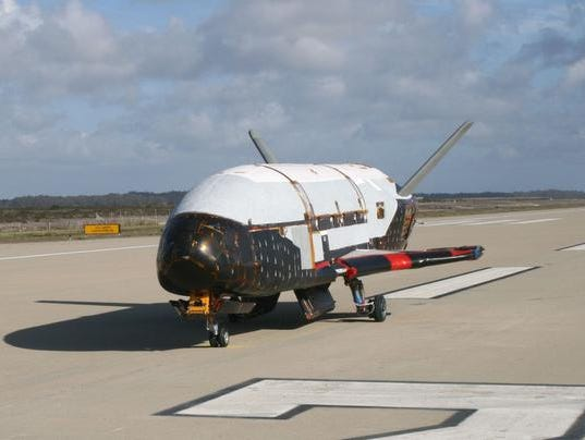 • Secretive X-37B space plane lands after 2 years - James Dean