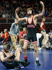 Fort Dodge sophomore Drake Ayala is a returning Class 3A state finalist, and among the nation's best lightweight wrestlers.