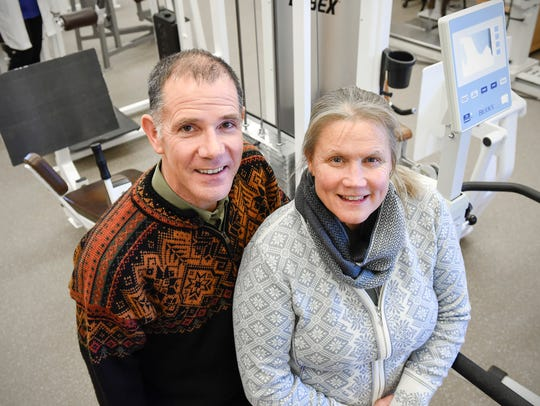 Dr. Joel Shobe and his wife, Susan, will both be working