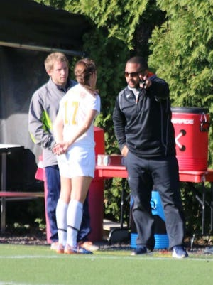 Derek Marie served as an assistant women's soccer coach at Carroll University the past couple seasons. A SPASH graduate, Marie replaces Rick Mobley at the helm of the Pioneers men's program in the fall.