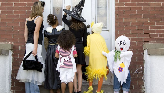 Wearing a costume Tuesday also can mean free or cheap meals and goodies for you and your kids. In some cases, a costume isn't required to score special treats.