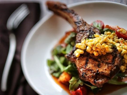 Delta's Kitchen, the fine dining restaurant at Graceland's
