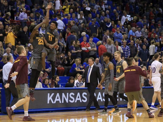 See it again: ASU's Shannon Evans can jump.