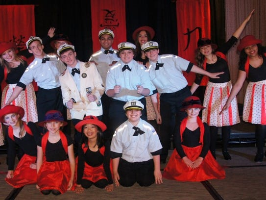 The Broadway and Beyond Musical Theater Program introduces