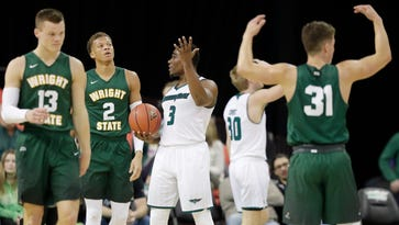 UWGB men lack 'intensity' in loss to Wright State