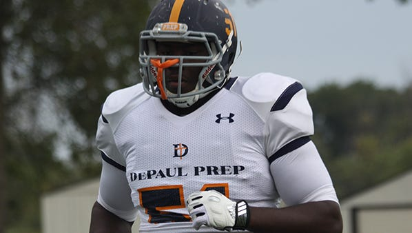 Raequan Williams is a 6-5, 280-pound defensive tackle from Chicago.
