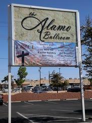 The Alamo Ballroom building at 820 N. Raynor has been