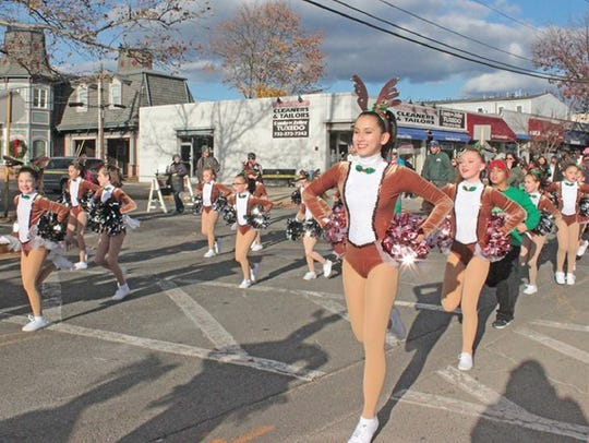 The Metuchen Chamber of Commerce's annual Winter Festival