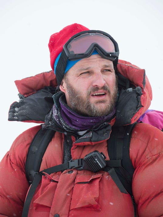 Everest Cast Stood In For Real Climbers