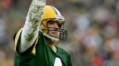 Woods News & Views: Hall should grant Favre his wish