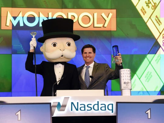 Monopoly is coming to Wall Street (not this Wall Street; Assheville's Wall Street).