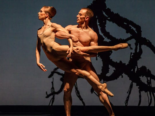 """Ballet Austin performs """"Light/The Holocaust and Humanity Project."""""""