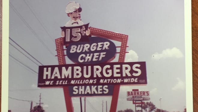 Burger Chef operated three franchises in the Twin Cities in the 1960s and '70s.