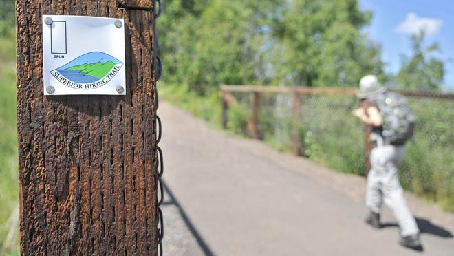 The Superior Hiking Trail Association offers rain-or-shine guided hikes throughout the year.