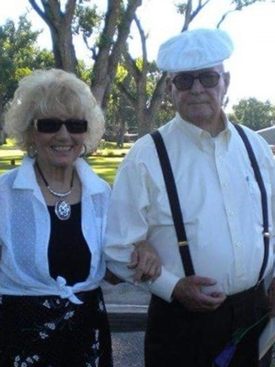 Anniversaries: Judy Cummings & Bob Cummings