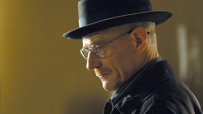 """Walter White, played by Bryan Cranston, the protagonist of """"Breaking Bad."""""""