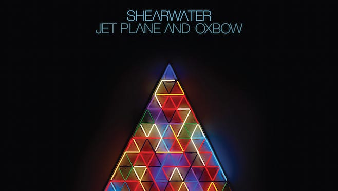 """""""Jet Plane and Oxbow"""" by Shearwater."""