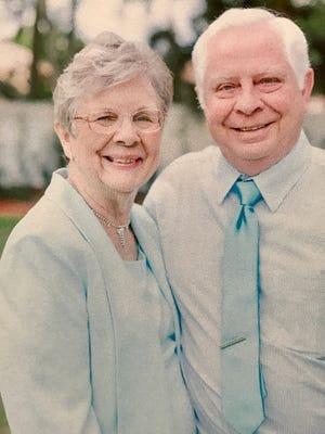 Edward and Dorothy Hoffman