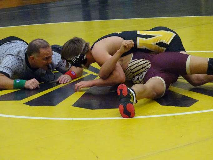 Watkins Memorial hosted Licking Heights, New Albany
